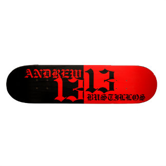 andrew bustillos team board skate boards