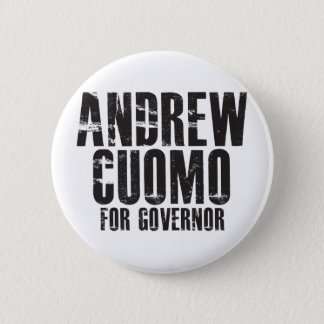 Andrew Cuomo For Governor 2010 6 Cm Round Badge