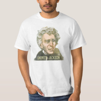 Andrew Jackson tee shirt