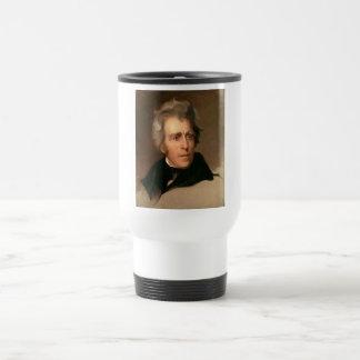 Andrew Jackson Travel Mug