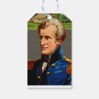 Andrew Jackson Vintage Gift Tags