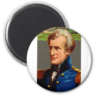 Andrew Jackson Vintage Magnet