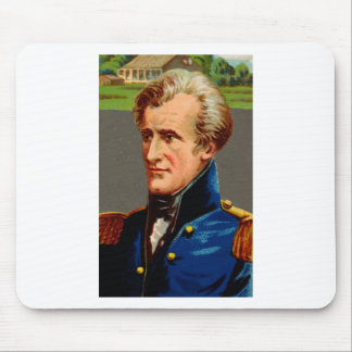 Andrew Jackson Vintage Mouse Pad