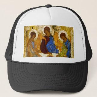 "Andrey Rublev, ""Holy Trinity"" Trucker Hat"