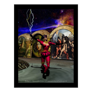 ANDROID BALLET POSTERS