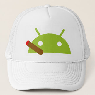 Android Cigar Cap