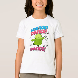 Android Dance Dances Tees