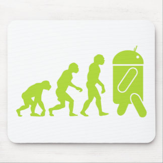 Android Evolution Mouse Pad