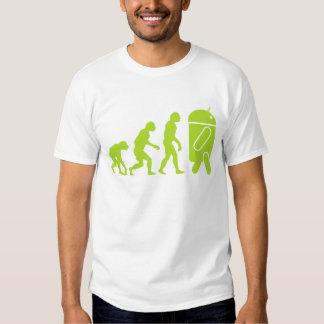 Android Evolution Tshirt