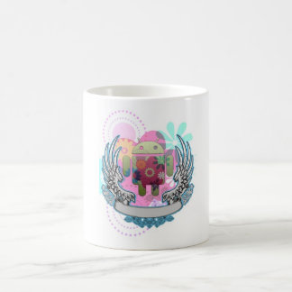 Android Gives You Wings Coffee Mug