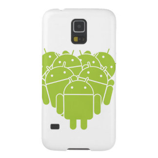 Android Heart Galaxy Nexus Case