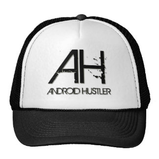 Android Hustler Cap Trucker Hat