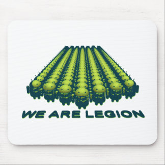 Android - Legion Camo Mouse Pad