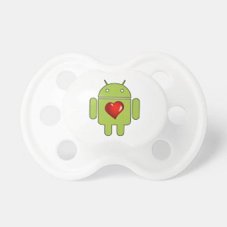 Android Love (Green) Dummy
