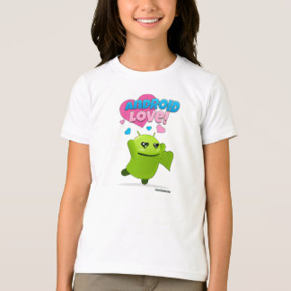 Android Love T-Shirt