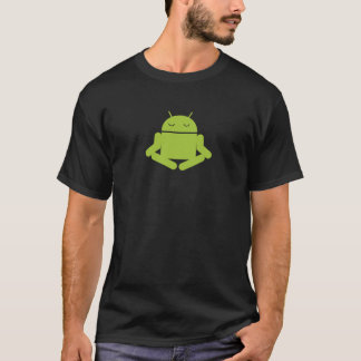 Android meditation T-Shirt