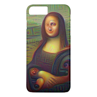 Android Mona Lisa iPhone 7 Plus Case