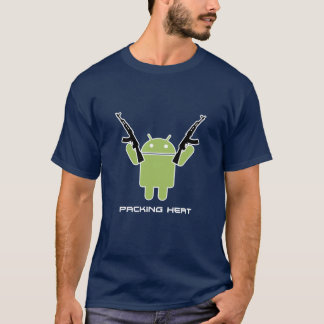 android packing T-Shirt
