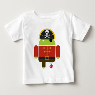 Android Pirate - Andy T-shirts