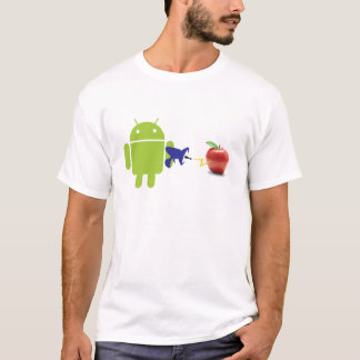 Android vs. T-Shirt