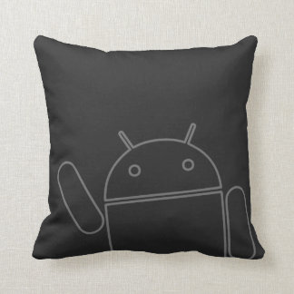 Android Waving Pillow