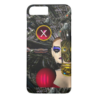ANDROID XENIA SPACESHIP PILOT,Science Fiction iPhone 8 Plus/7 Plus Case