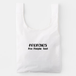 ANDROIDS Are People Too! Baggu Reusable Bag