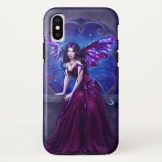 Andromeda Dragon Art iPhone X Case