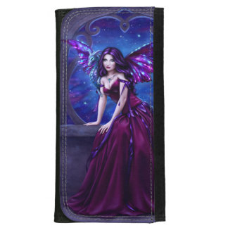 Andromeda Dragon Art Large Wallet
