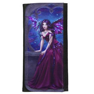 Andromeda Dragon Art Large Wallet