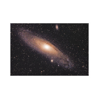 Andromeda Galaxy #13 Canvas Print