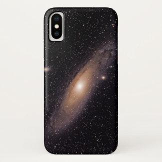 Andromeda Galaxy #13 iPhone X Case