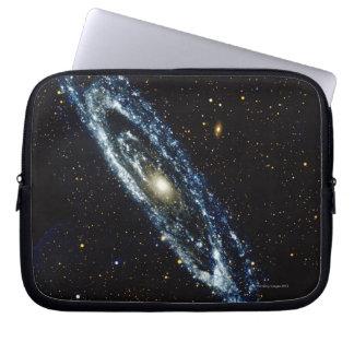 Andromeda Galaxy 3 Laptop Sleeve