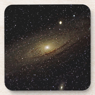 Andromeda Galaxy Drink Coasters