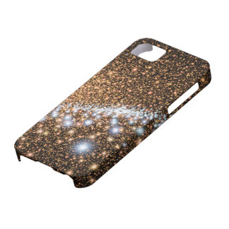 Andromeda Galaxy in Gold  - NASA Space Image Barely There iPhone 5 Case