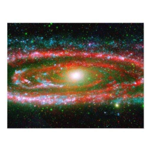 Andromeda Galaxy Invite