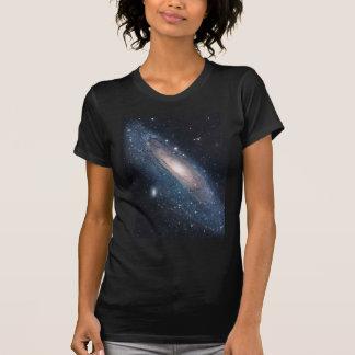 andromeda galaxy milky way cosmos universe T-Shirt