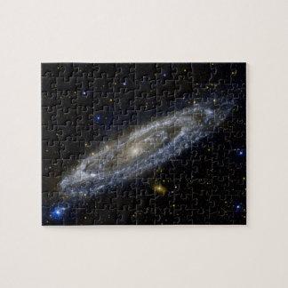 Andromeda Galaxy Starry Sky Jigsaw Puzzle