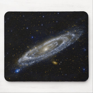 Andromeda Galaxy Starry Sky Mouse Pad