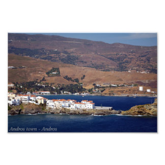 Andros town - Andros Photo Art