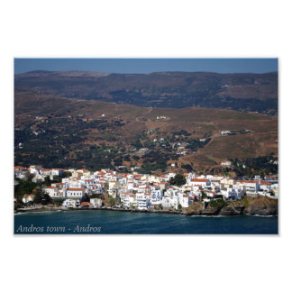 Andros town - Andros Photo