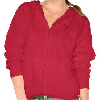 andson music logo women s hoodie
