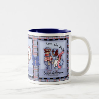 Andy & Annie, Save the Date Mug