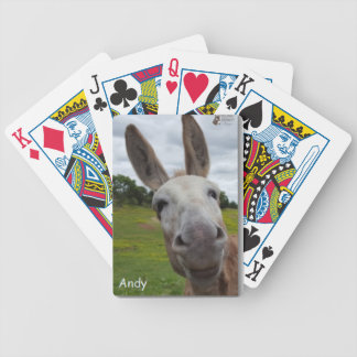 Andy Bicycle Playing Cards