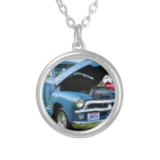 Andy I Silver Plated Necklace
