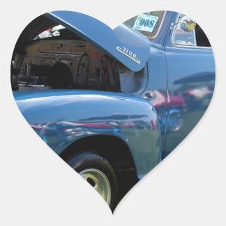 Andy II Heart Sticker