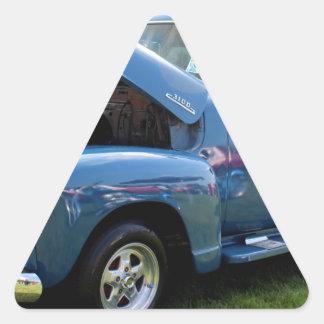 Andy II Triangle Sticker