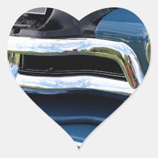 Andy III Heart Sticker