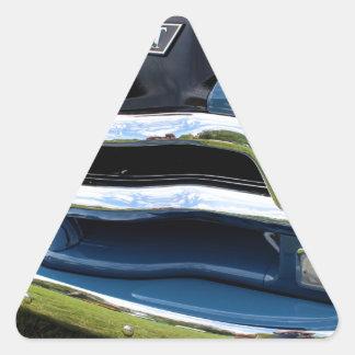 Andy III Triangle Sticker