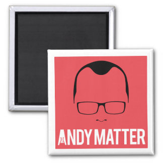 Andy Matter Magnet